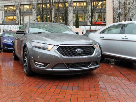 Sho Fast drive the 2013 ford taurus sho and flex ecoboost are