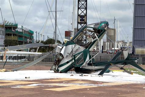 boat crash auckland chopper crashes on auckland waterfront stuff co nz