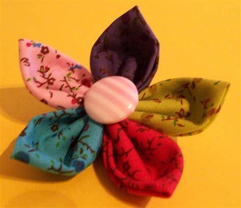 fiori stoffa tutorial fiori di stoffa tutorials and creative