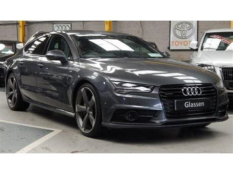 Audi A7 Biturbo Black Edition by 2015 Audi A7 3 0 Bitdi Quattro S Line Tiptron Bi Turbo