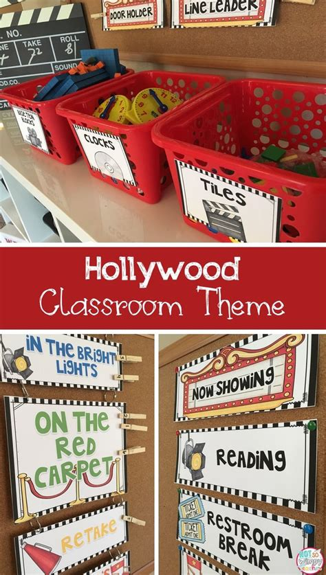 hollywood themed names 17 best images about classroom theme hollywood on