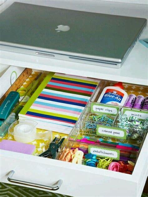 College Desk Organization Room Organization College Pinterest