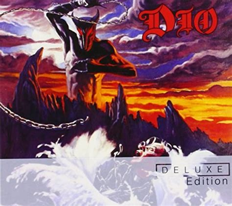 Kaos Keren Dio Holy Diver American Heavy Metal Band T Shirt dio holy diver album