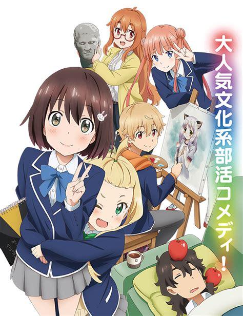 ni wa wa l anime kono bijutsubu ni wa mondai ga aru en visual art