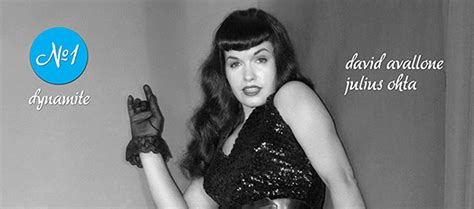 Bettie Backroom by Bettie Page Impersonates The Of During A Ufo