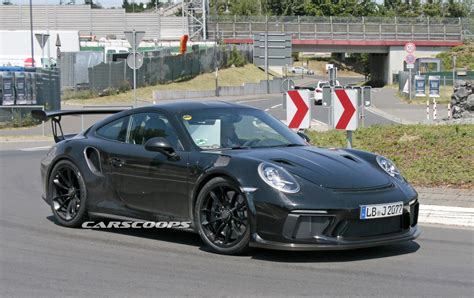 porsche 911 gt3 rs upcoming porsche 991 2 gt3 rs coming with gt2 aero bits