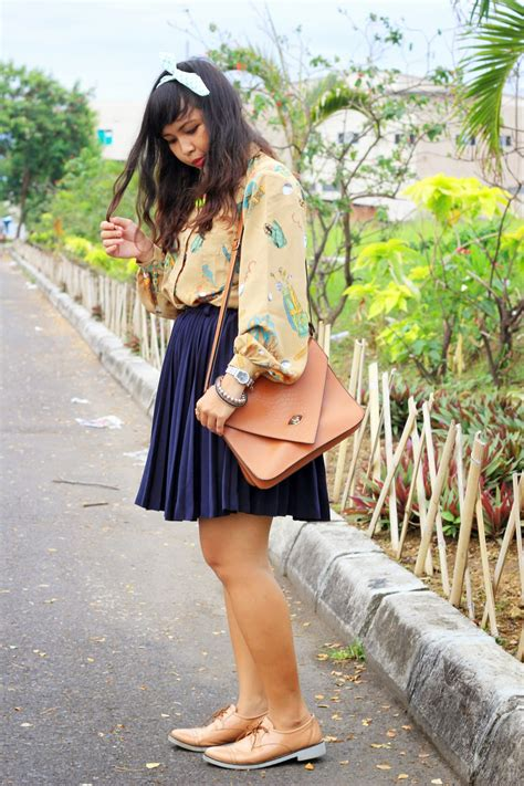 Colorbox Skirt Rok Gradasi srs how to dress up like