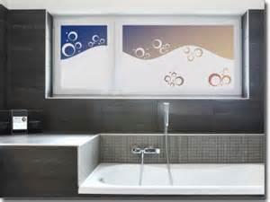 badezimmer fensterfolie fensterfolie f 252 r glas motive als fenster sichtschutz