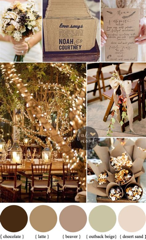 autumn wedding ideas rustic autumn wedding ideas
