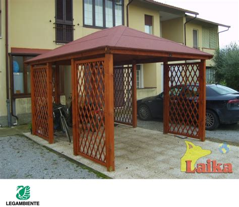 gazebo in legno prezzi e offerte laika progettazione produzione e vendita di canili box