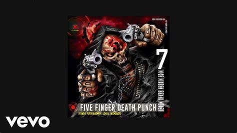 five finger death punch blue on black five finger death punch blue on black audio youtube