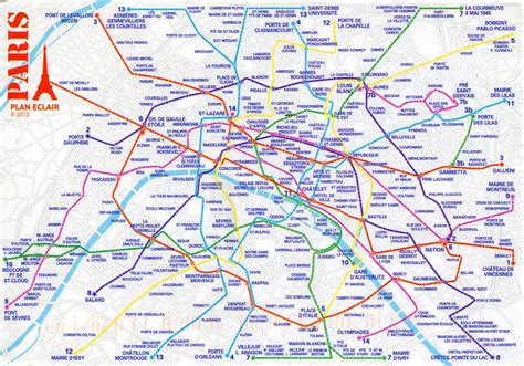 printable maps paris printable paris metro map in english collection new zone