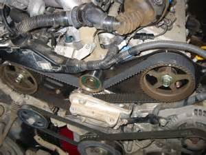 2001 lexus rx 300 timing belt engine mechanical problem