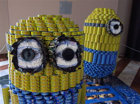 Canstruction Ideas manhattan living 183 canstruction is back at the winter