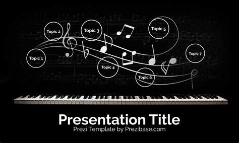 my symphony prezi template prezibase