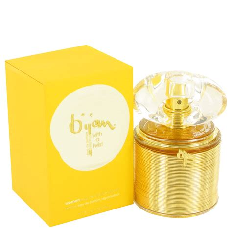 Parfum Twist bijan with a twist by bijan eau de parfum spray 1 7 oz