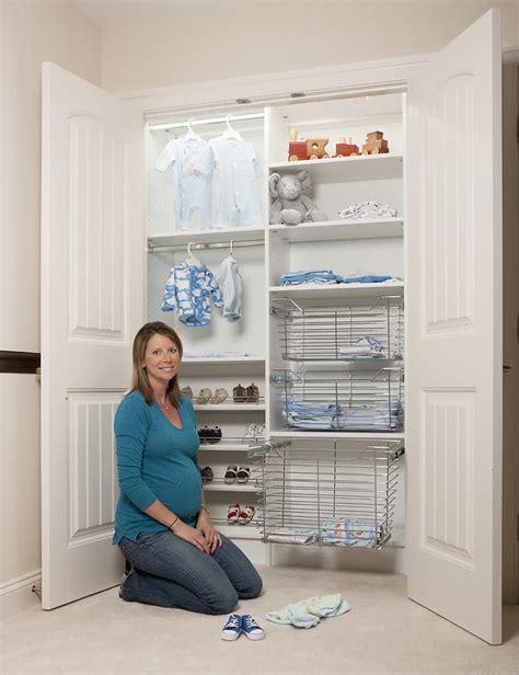 Closets America by Custom Reach In Closets Small Space Organization