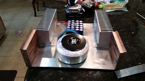 lm3886 stereo diy daddiest a small diy lm3886 chip amplifier techtalk speaker