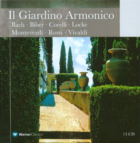 giardino armonico il giardino armonico il giardino armonico songs