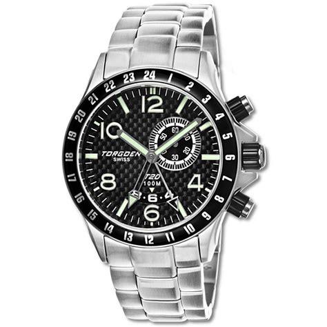 Silver Watches t20205 torgoen silver discounted torgoen t20