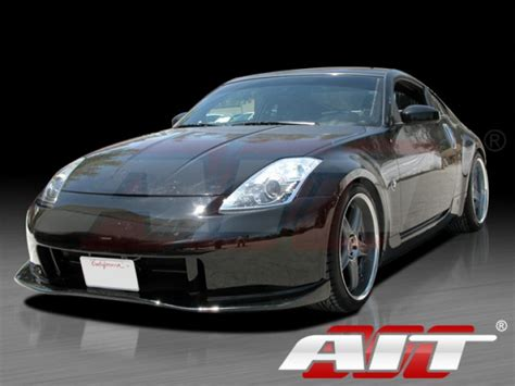 nissan 350z nismo front bumper nismo 3 style front bumper cover for nissan 350z 2003 2008