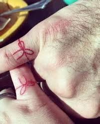red string tattoo meaning string meaning ideas designs fate