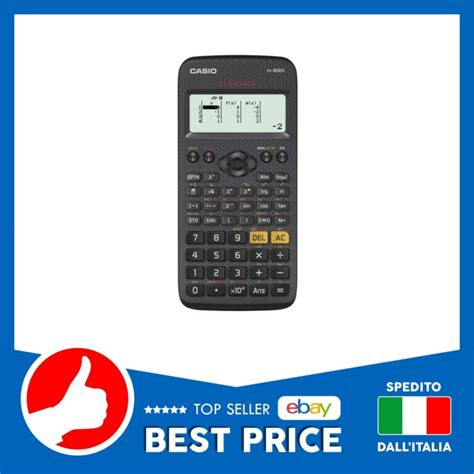 calcolatrice casio calcolatrice scientifica casio fx 82ex 168 negozio di