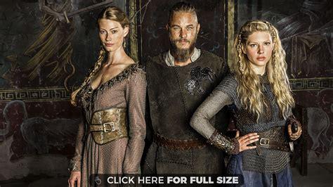 download film seri viking vikings tv series wallpaper