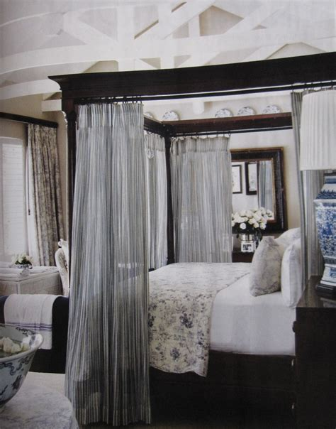 Bed Frame With Curtains King Size Canopy Bed With Curtains Interior Design Ideas