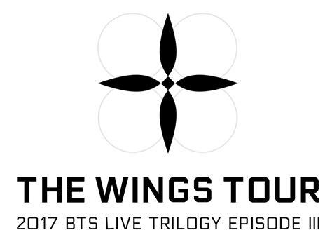 Bts Trilogy Episode 3 | file the wings tour logo svg wikimedia commons