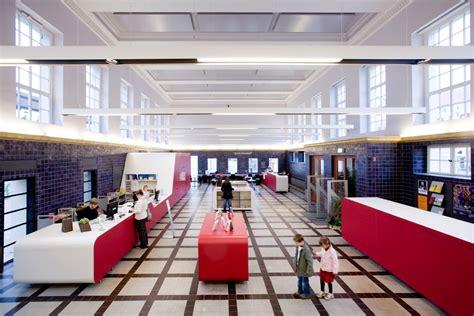 interior designer info library in luckenwalde railway station librarybuildings info