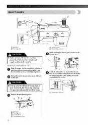 xl5500 sewing machine manual how to put needle assembly back into sewing machine