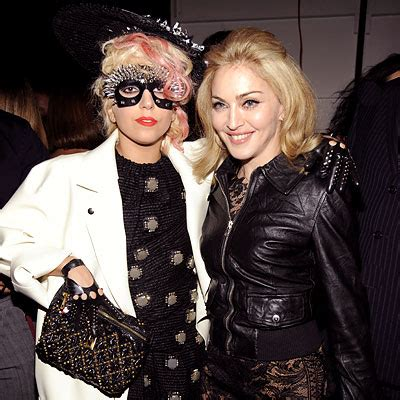 The Masterpiece Or Madonna Imitation by Gaga And Madonna