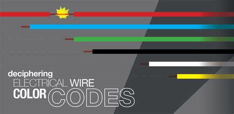 electrical wire color codes diagram
