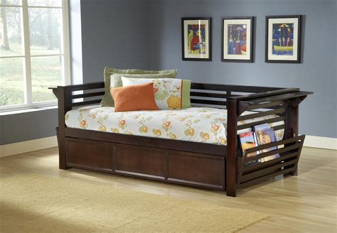 how to build a daybed with trundle hillsdale furniture miko daybed w trundle by oj commerce