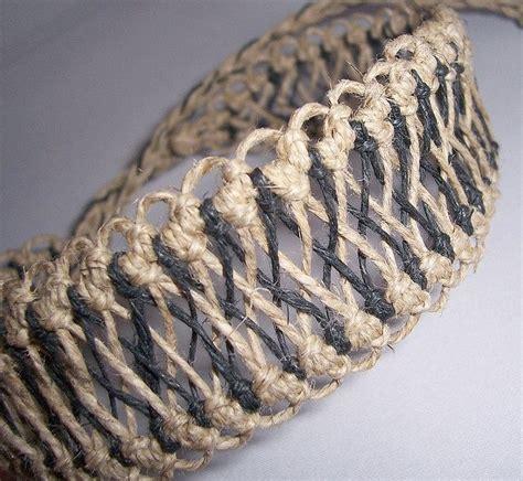 Different Hemp Patterns - best 25 hemp jewelry ideas on hemp bracelets