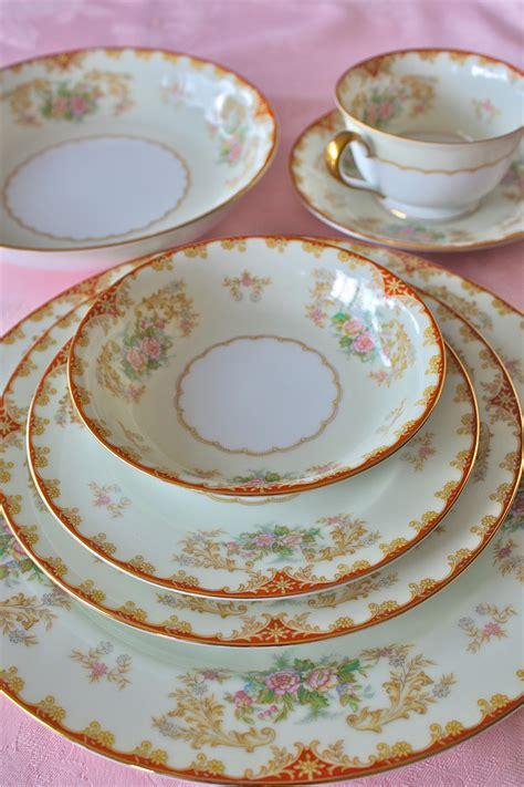 vintage china gorgeous vintage china cardinal china pattern noritake