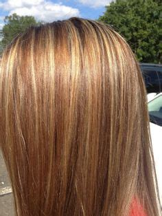 this beautiful hair color was created by foiling the top this beautiful hair color was created by foiling the top