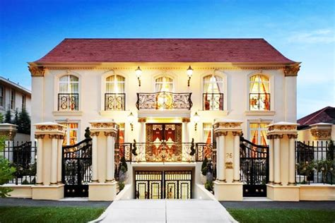 Opulent Mansions opulent mansion in australia homes of the rich the 1 real estate