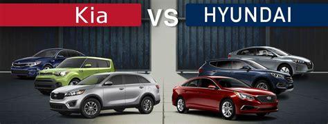 Hyundai Tucson Vs Kia Sorento Kia Vs Hyundai