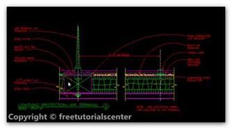 3d Home Design Software Google Lightning Protection Air Terminal Detail