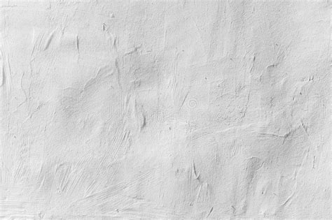 white wall with board and lights stock photo white concrete wall with plaster background texture