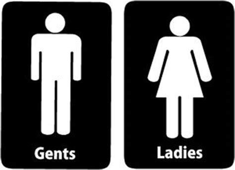 ladies and gents bathroom signs ladies gents toilet door window vinyl sticker pub cafe