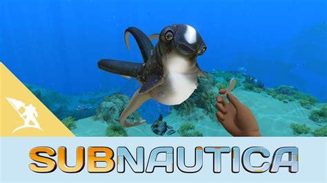 Subnautica Cuddlefish Update - YouTube