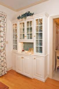 Kitchen China Cabinet Kitchen Built In China Cabinet Flickr Photo