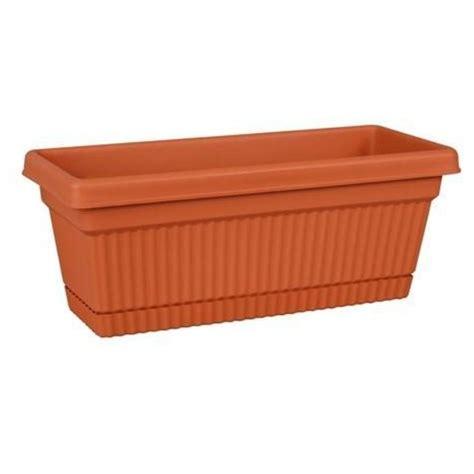 lowes planter box fiskars 24 in classic window box lowe s canada