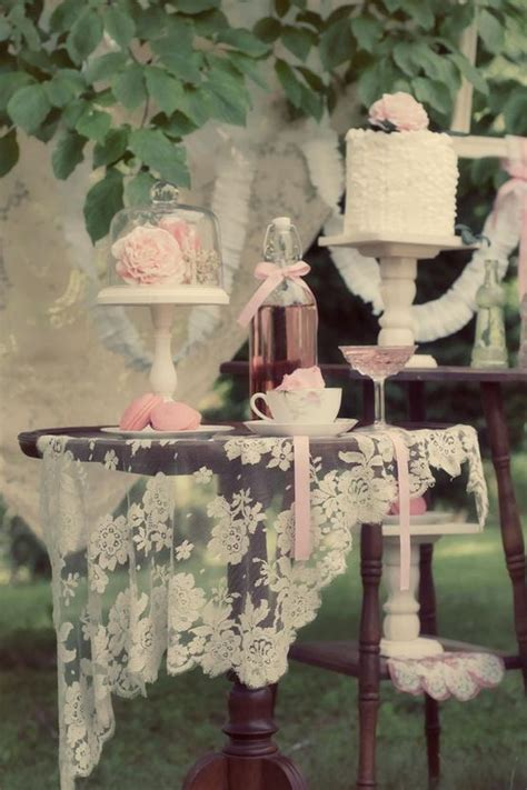 shabby chic wedding ceremony ideas weddbook wedding