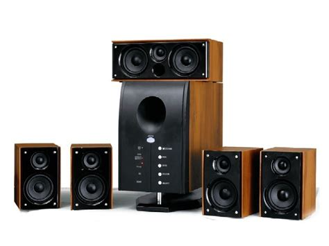 Home Theater Cina china 5 1ch home theatre speaker system tp 51b china