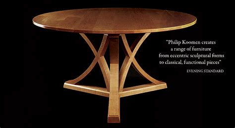 Handmade Monday Oxford bespoke contemporary furniture in wood sustainable