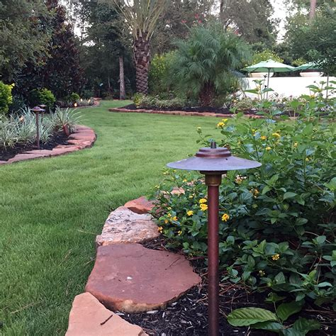 Landscaping Light Fixtures Copper Landscape Lighting Fixtures By Clarolux